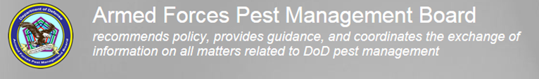 Armed Forces Pest Management Board Link